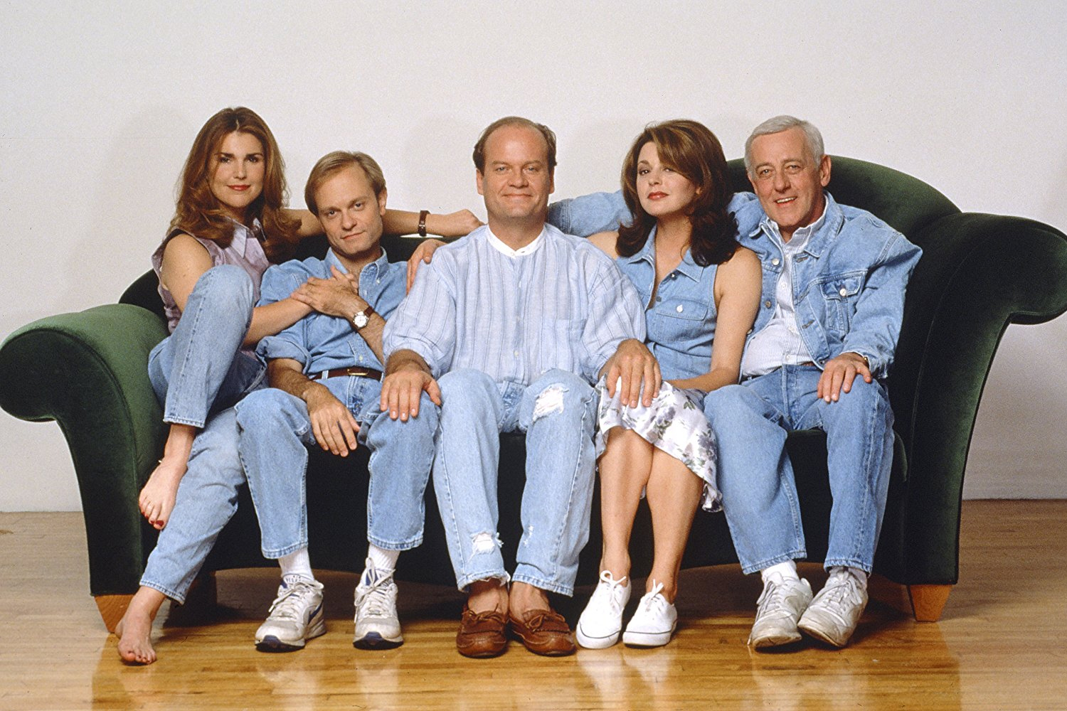 Frasierverse and One Fan\u0027s 107 Unseen Seasons of \u0027Frasier\u0027 Spinoff ...