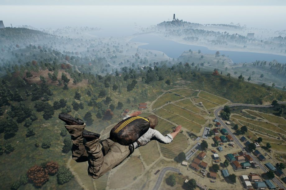 Pubg Hd File: Video Game Releases For December 2017