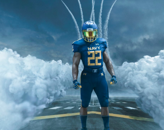 Navy Will Wear 'Blue Angels' Uniforms in Rivalry Game vs. Army