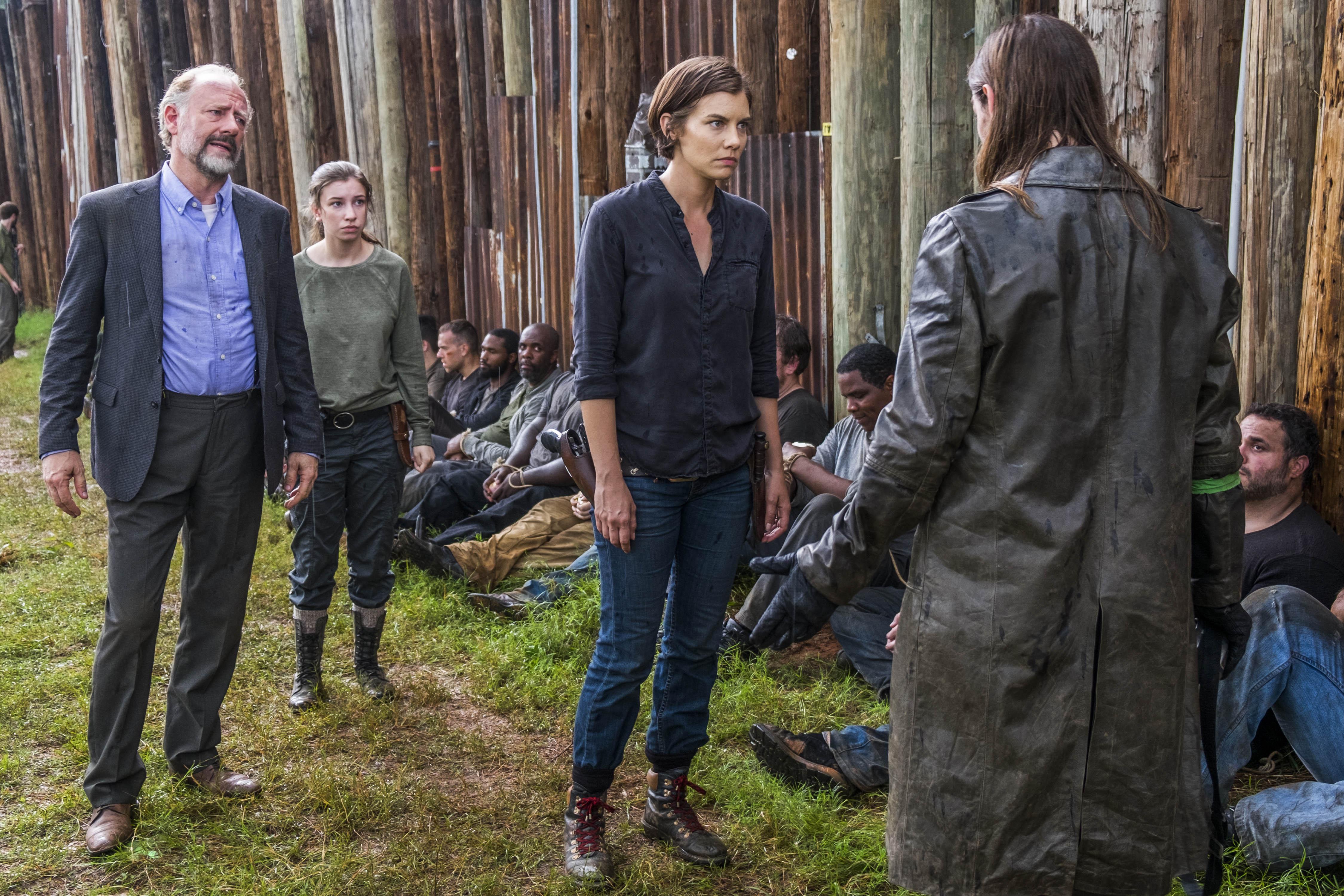 Image result for season 8 walking dead episode 6