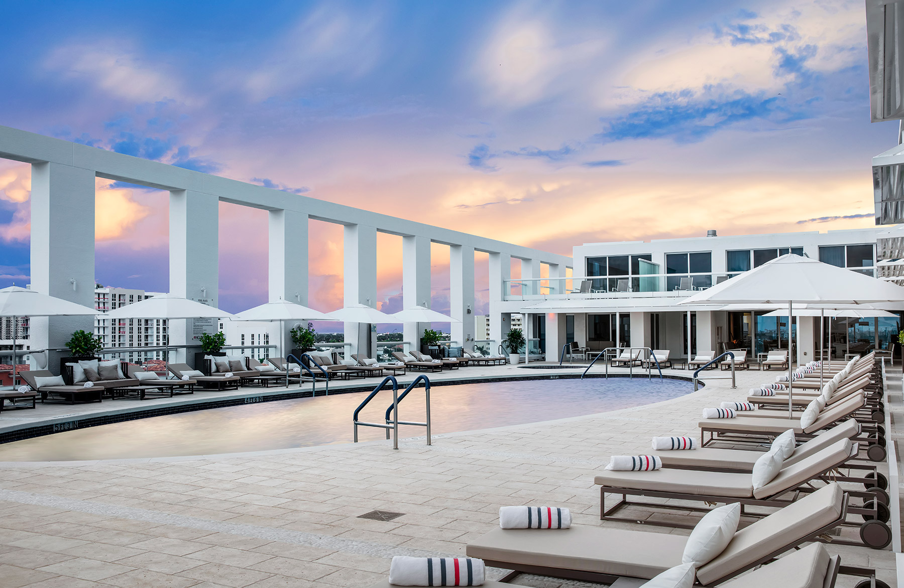 Tour The New Conrad Fort Lauderdale Beach Curbed Miami