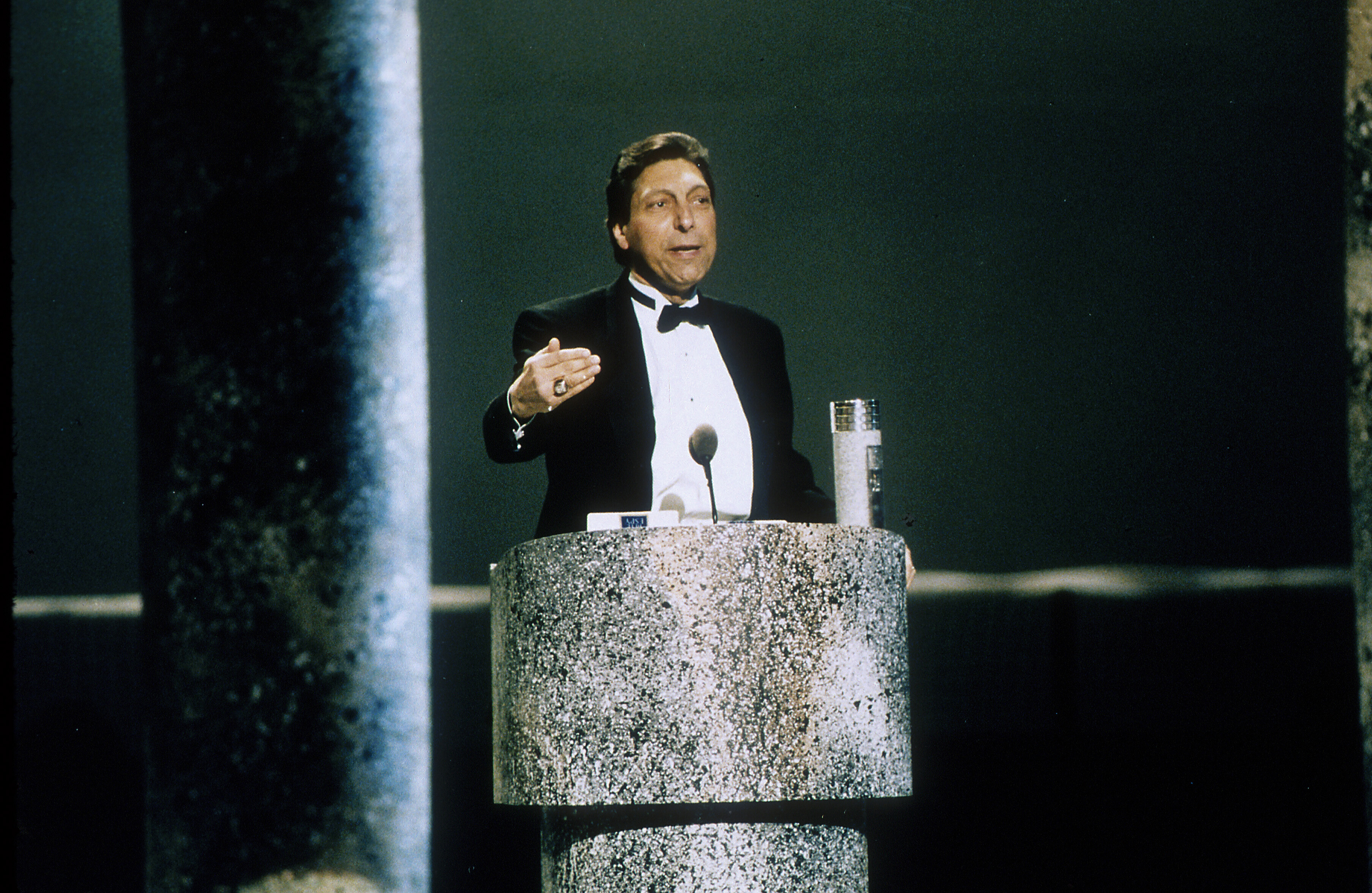 Jim Valvano at the 1993 ESPY Awards