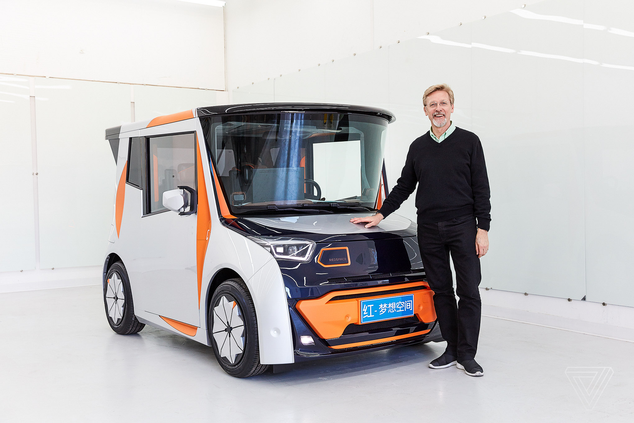 Redspace Electric Car