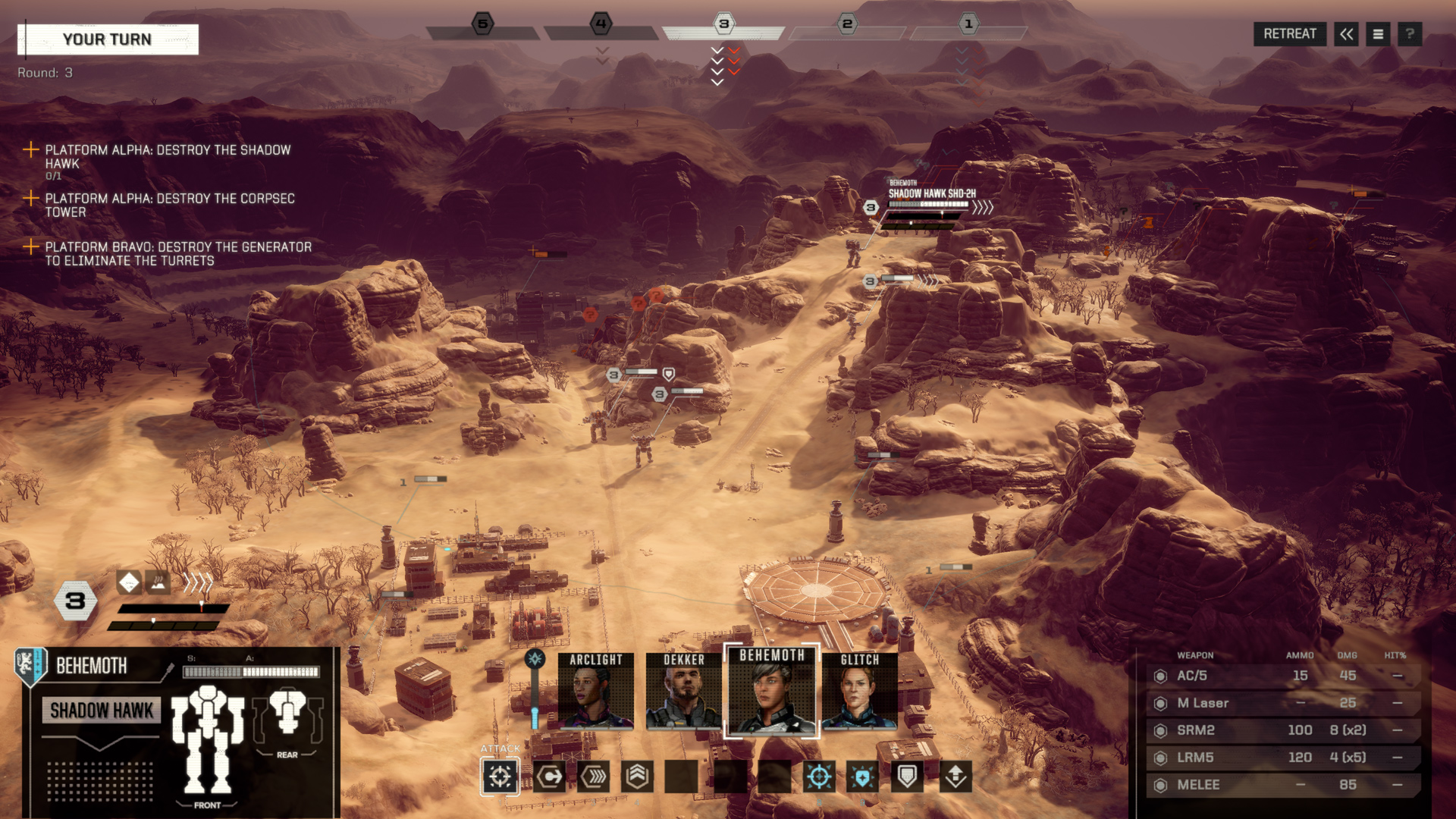 Battletech S Turn Based Pc Game Wants To Be The Next