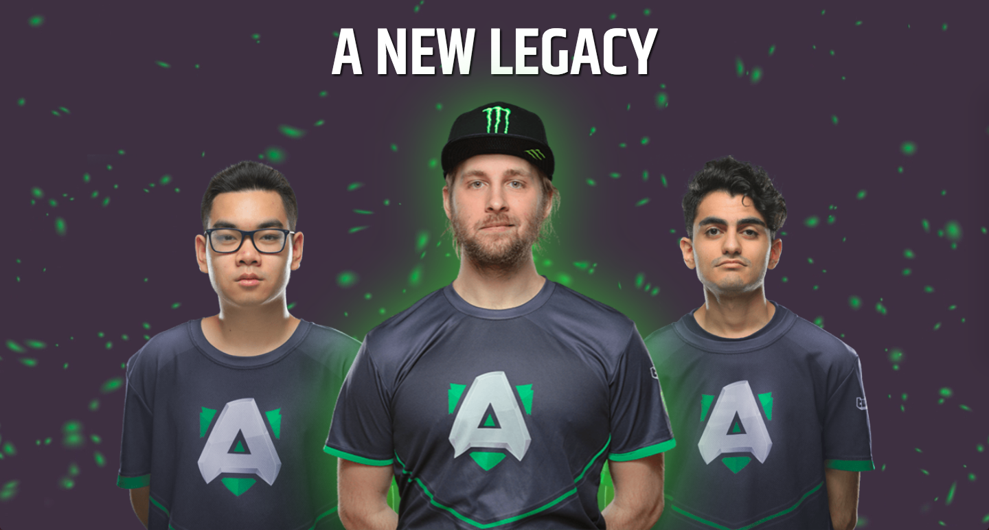 alliance dota will live on loda unveils new roster for
