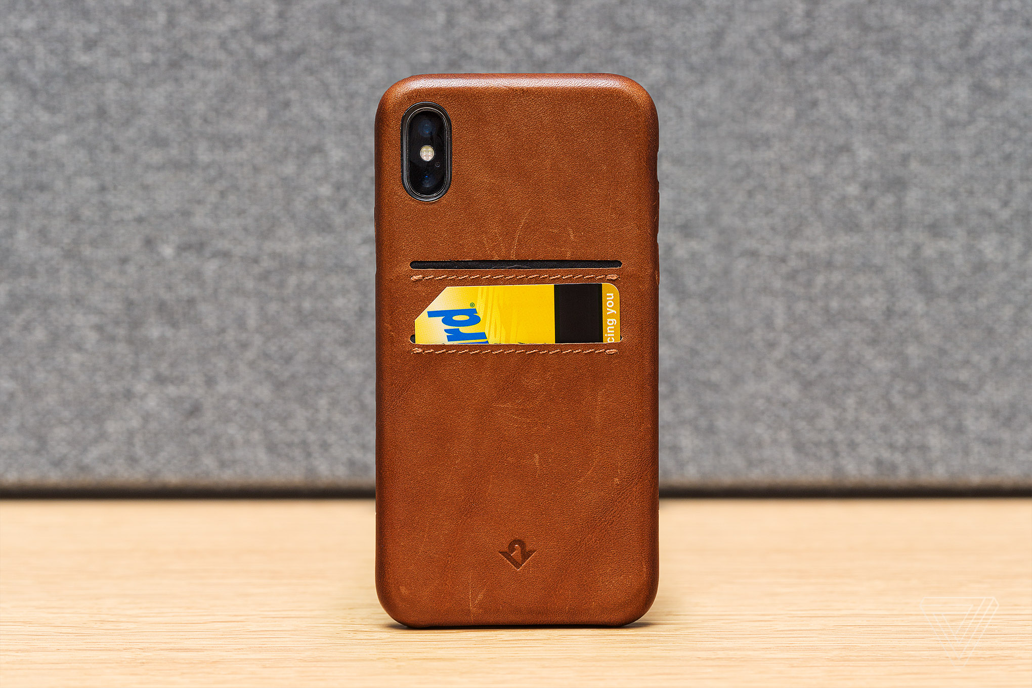 purchase cheap cc10c f304d Finding the best leather case for the iPhone X - The Verge