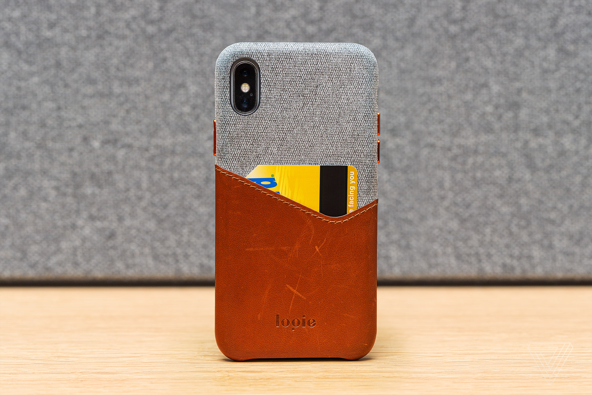 Finding the best leather case for the iPhone X - The Verge