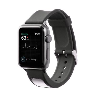How an Apple Watch with EKG Heart Monitor Will Work