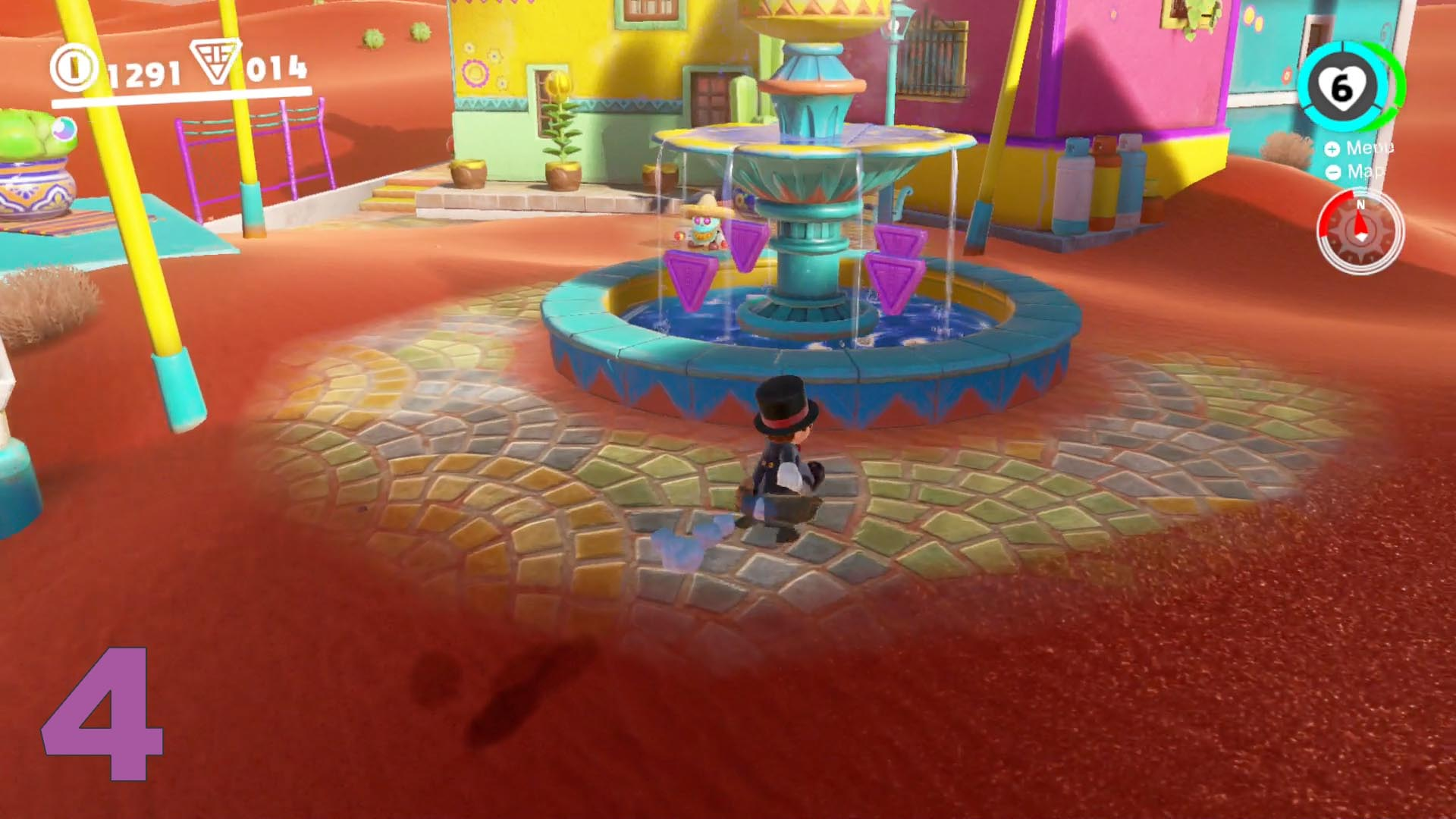 all purple coins sand kingdom