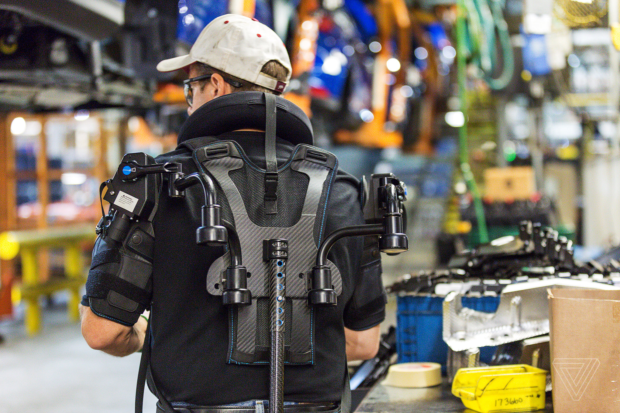 Are exoskeletons the future of physical labor?