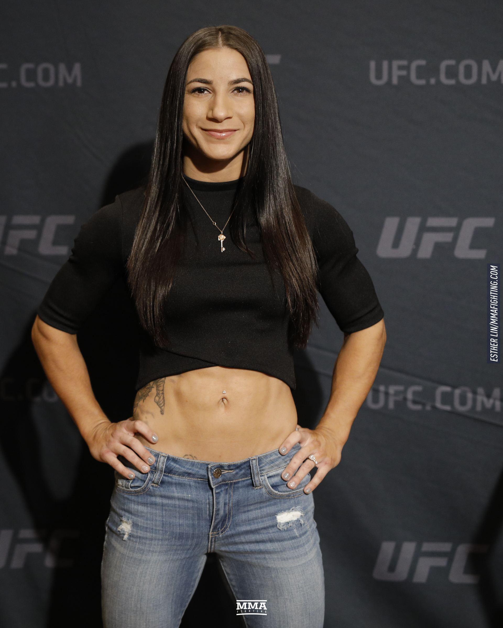UFC 218 media day photos