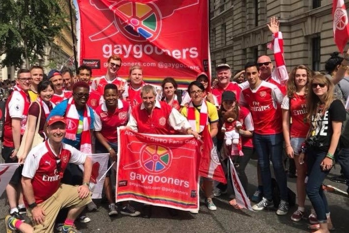 english gay group