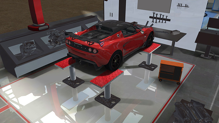 gear club unlimited is a fun switch racing game held back by its mobile roots polygon. Black Bedroom Furniture Sets. Home Design Ideas