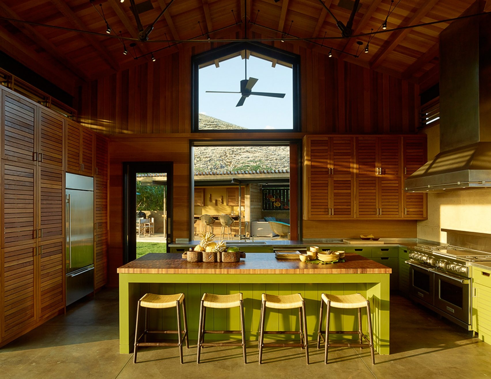 breezy modern hawaiian home was inspired by summer camps curbed