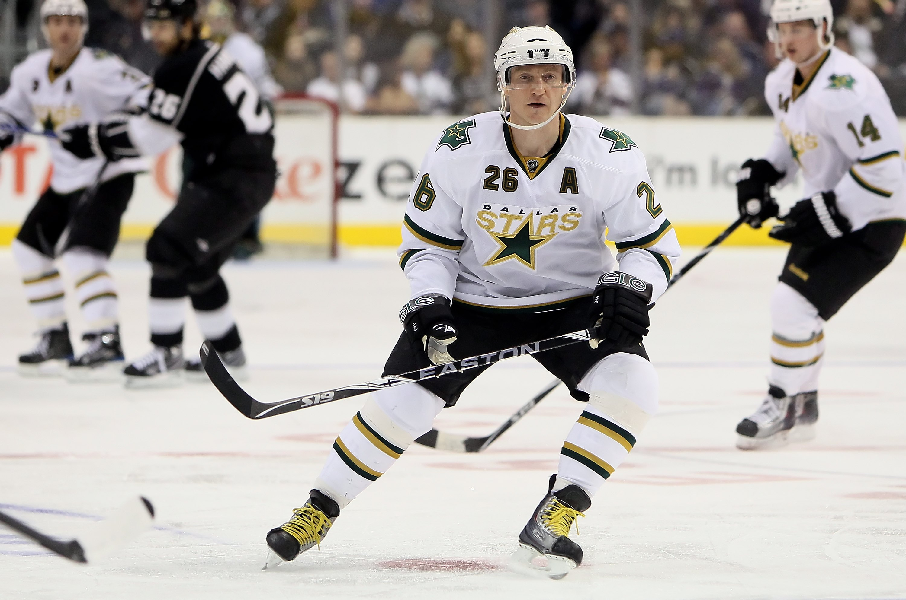 Why Have The Dallas Stars Worn Yellow Skate Laces During