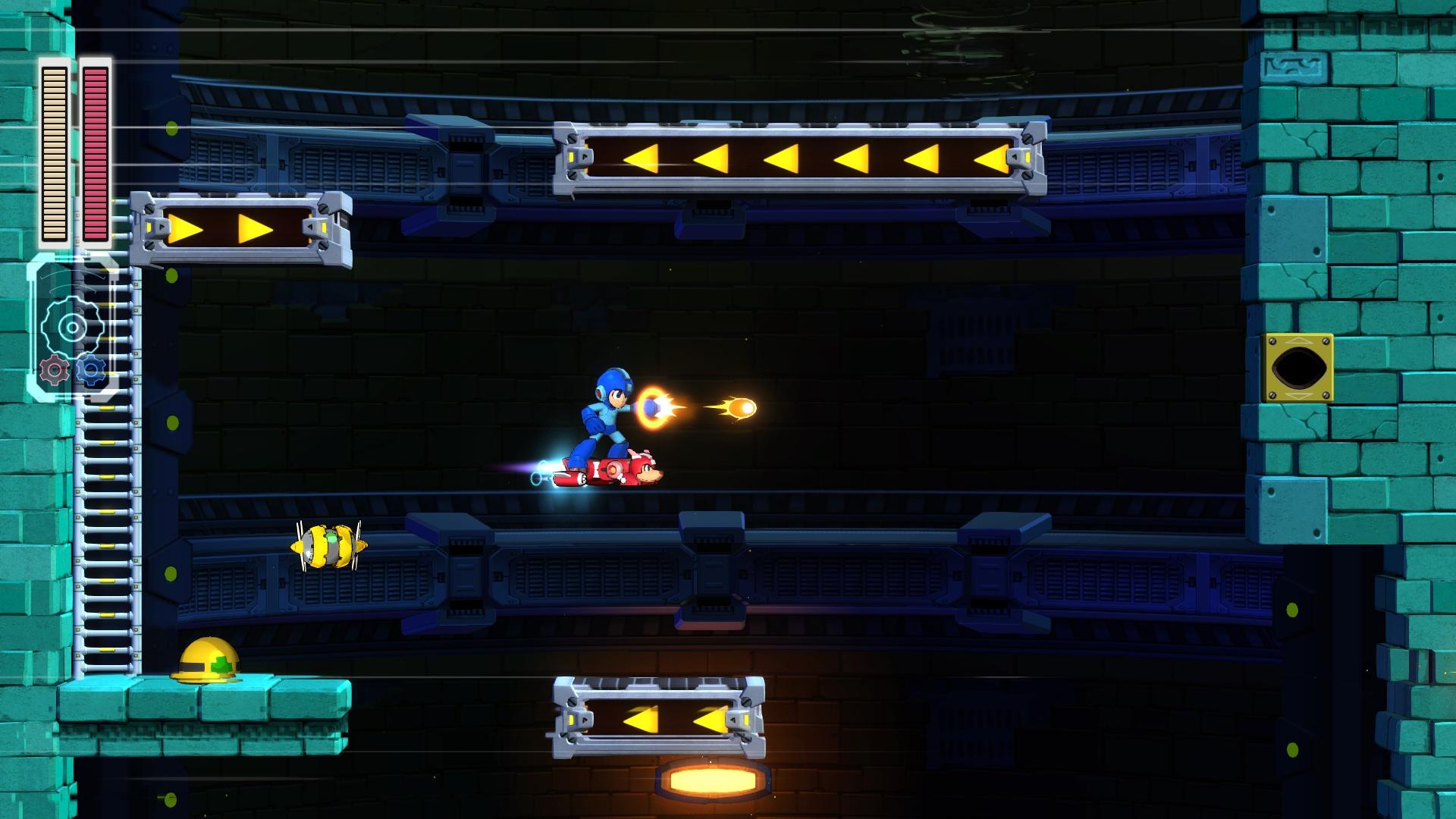 Mega Man 11 Announced For 2018 Release Polygon