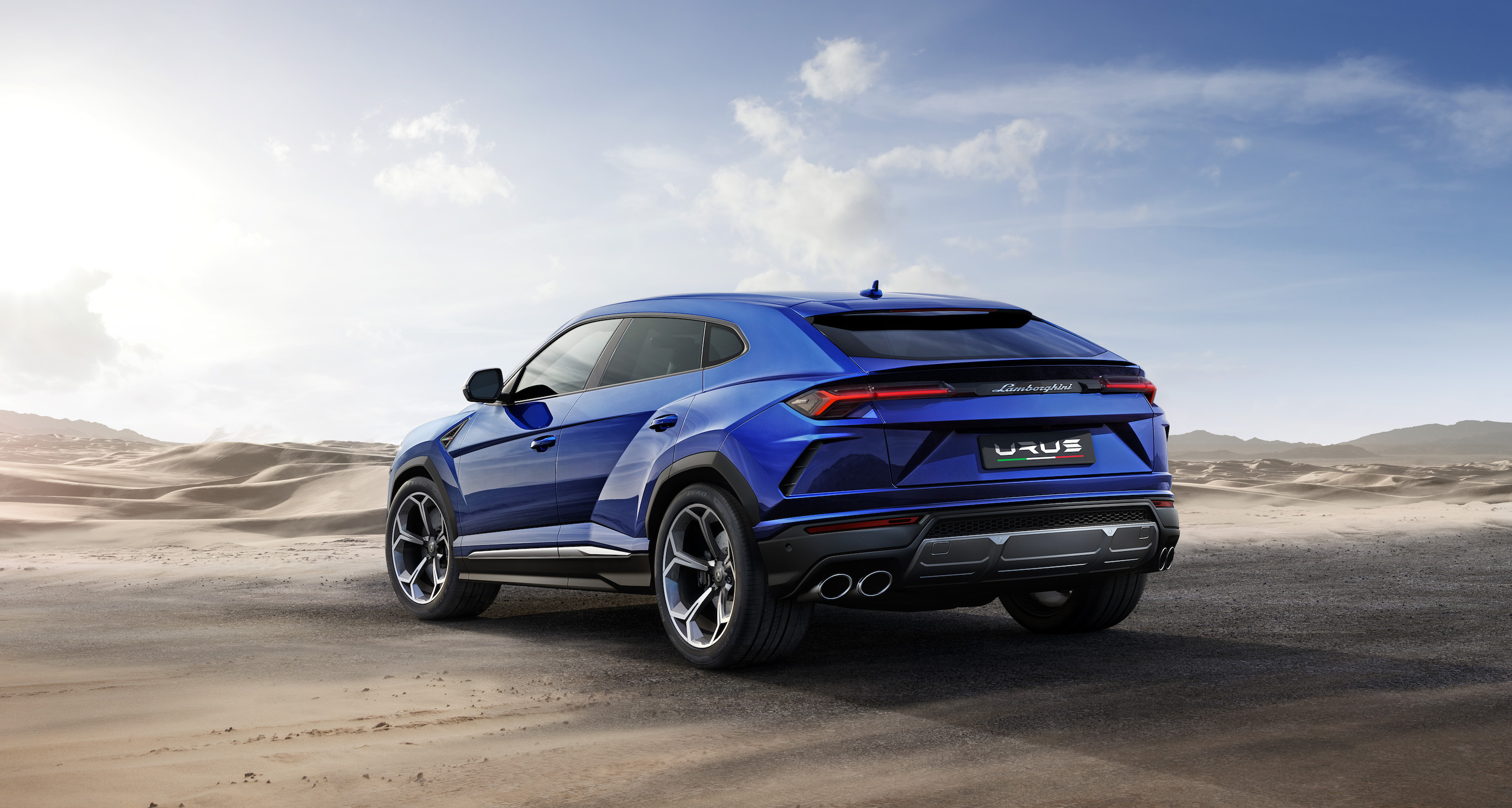 Love Or Loathe The Styling But The Urus Is Powerful Power Will Come From A   Liter V With Two Turbochargers Promising   Mph In As
