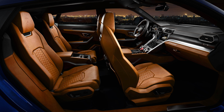 Lamborghini Suv Price >> The Lamborghini Urus Is The Latest 200 000 Suv The Verge
