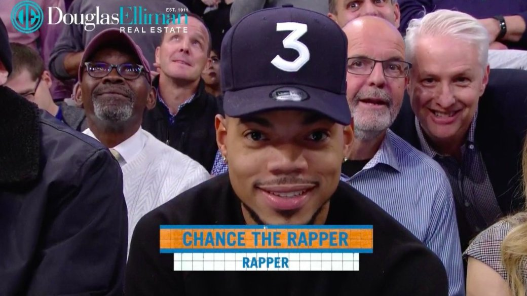 Chance the Rapper gifts Open Mike attendees Air Jordan 11s