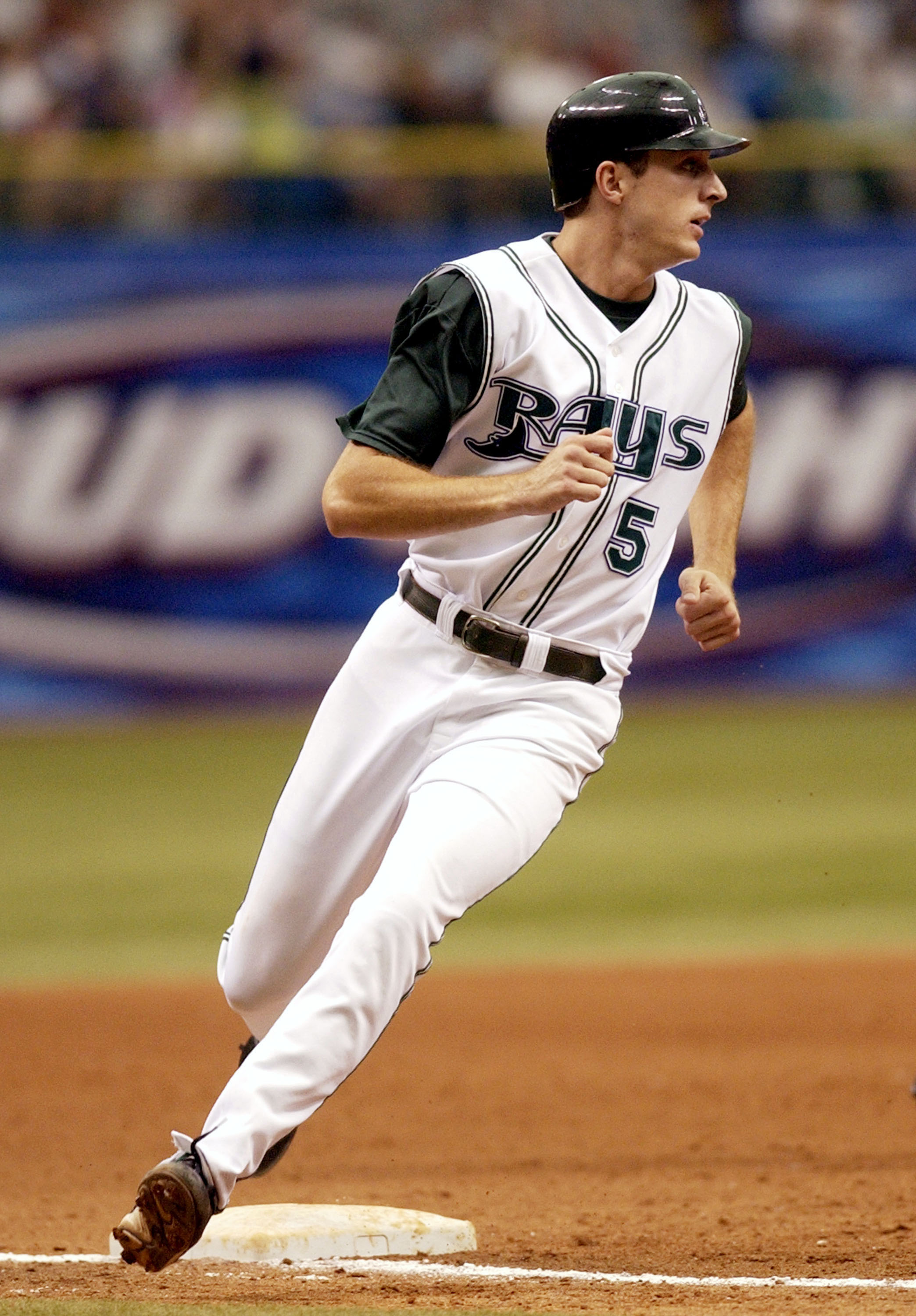 Cleveland Indians vs. Tampa Bay Devil Rays - August 24, 2003