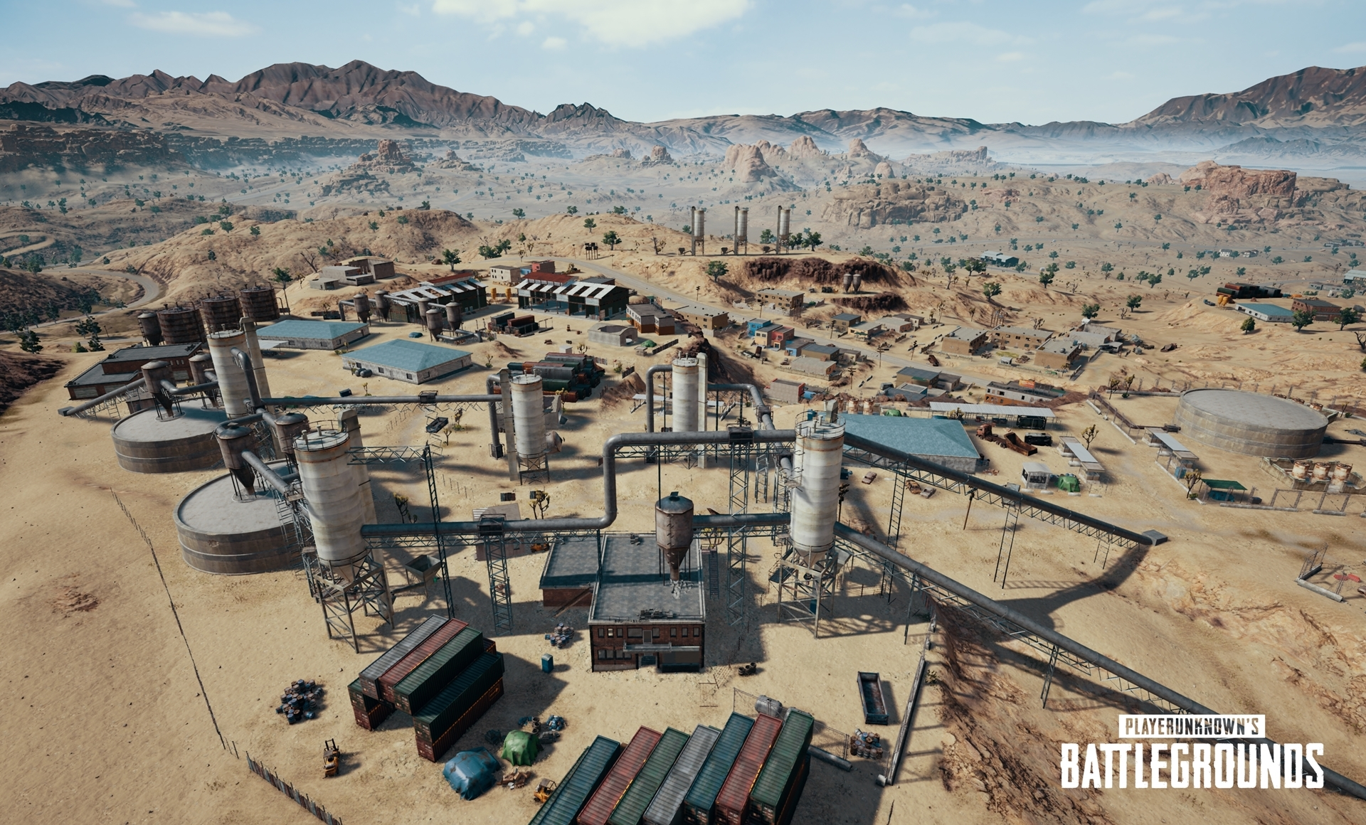 Playerunknown's Battlegrounds exiting Early Access on December 20th