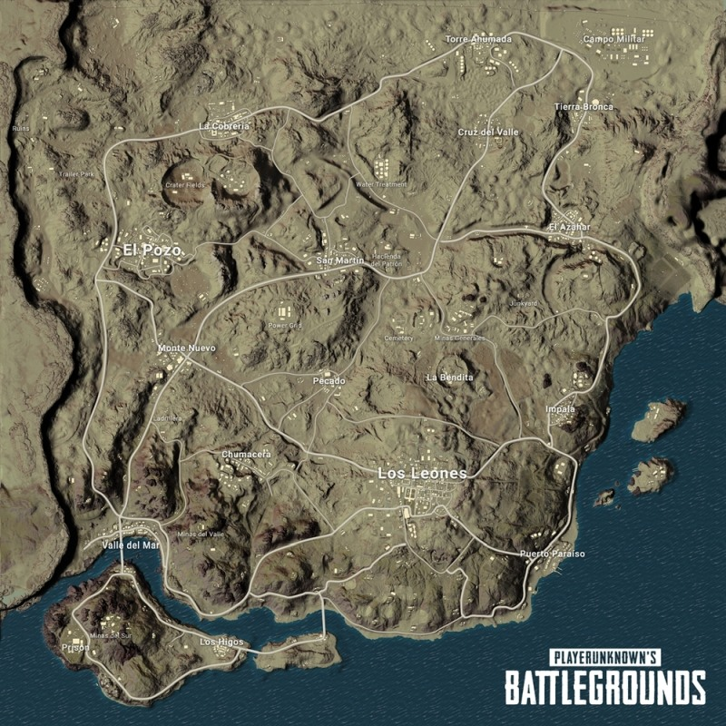 PlayerUnknown's Battlegrounds will enter PUBG 1.0 launch on December 20