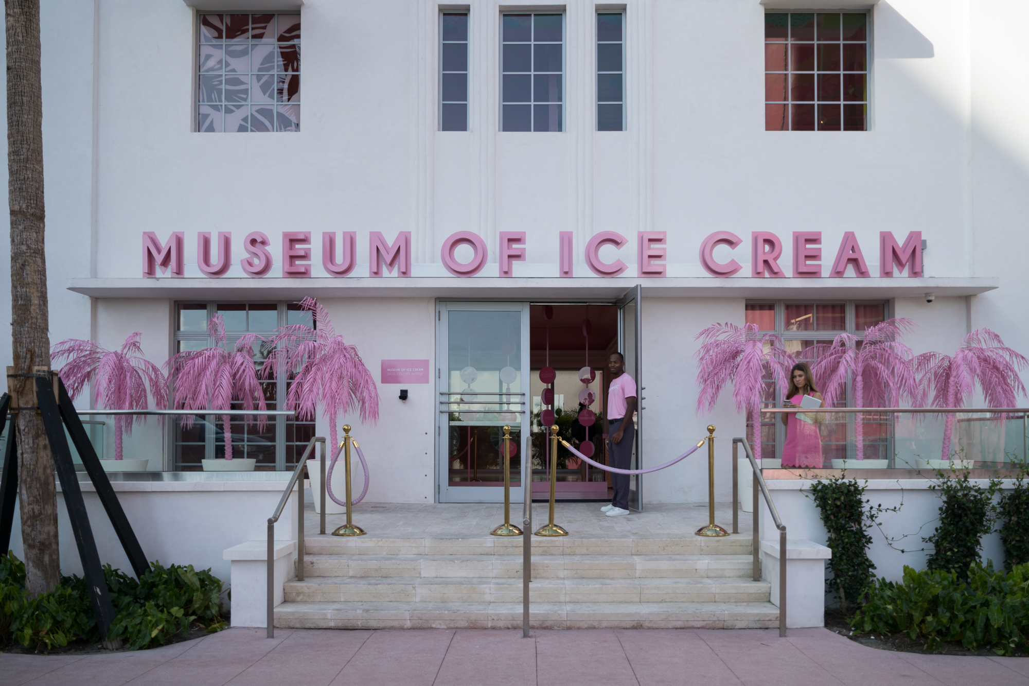 inside miami s incredibly instagrammable museum of ice cream eater miami. Black Bedroom Furniture Sets. Home Design Ideas