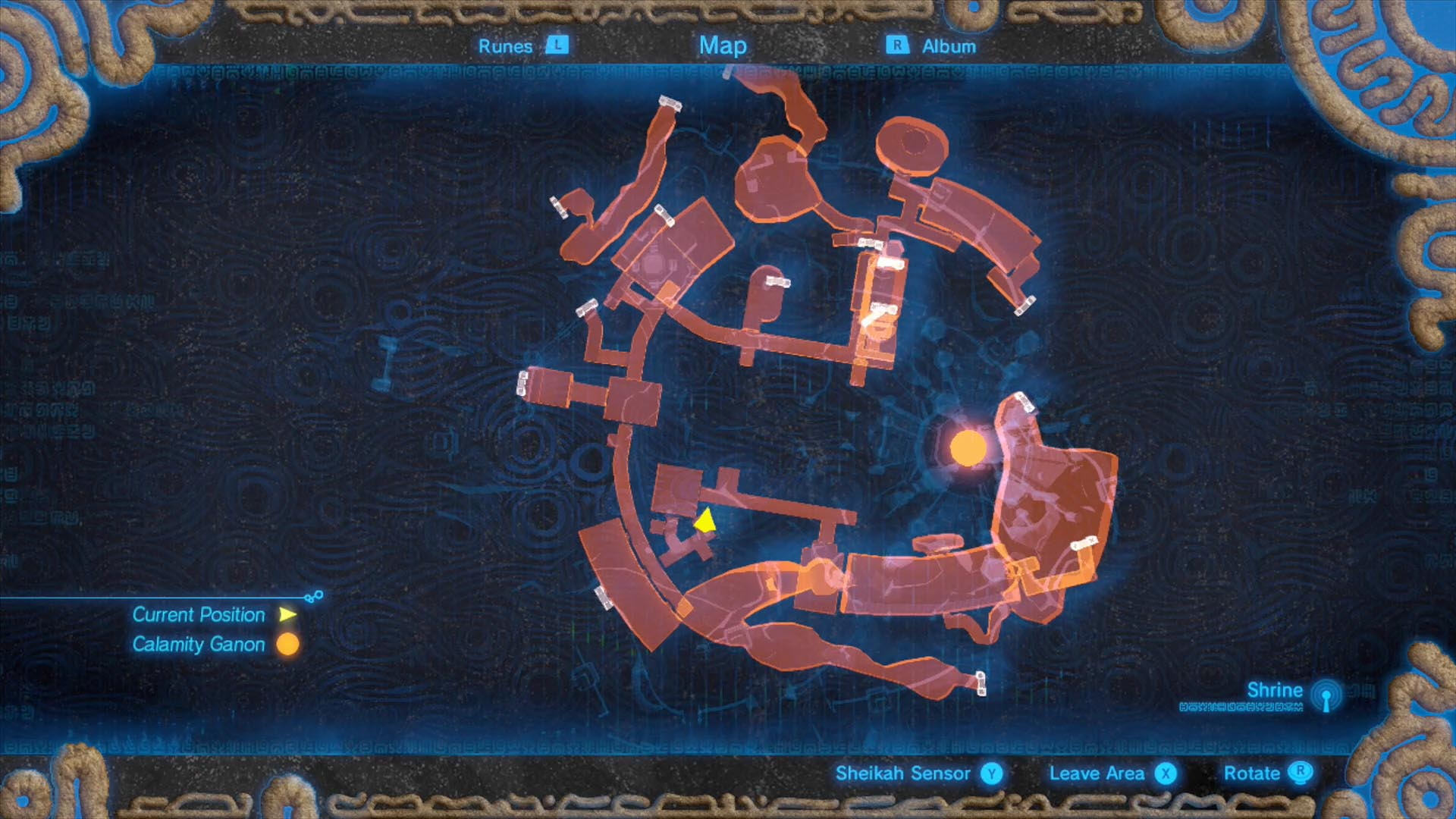 Image Result For Zelda S Room Botw Location
