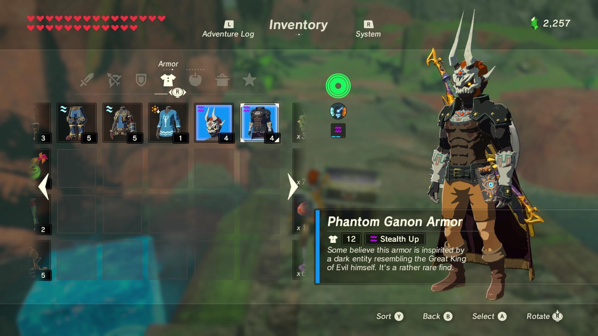Zelda Breath of the Wild Champions' Ballad DLC guide: EX