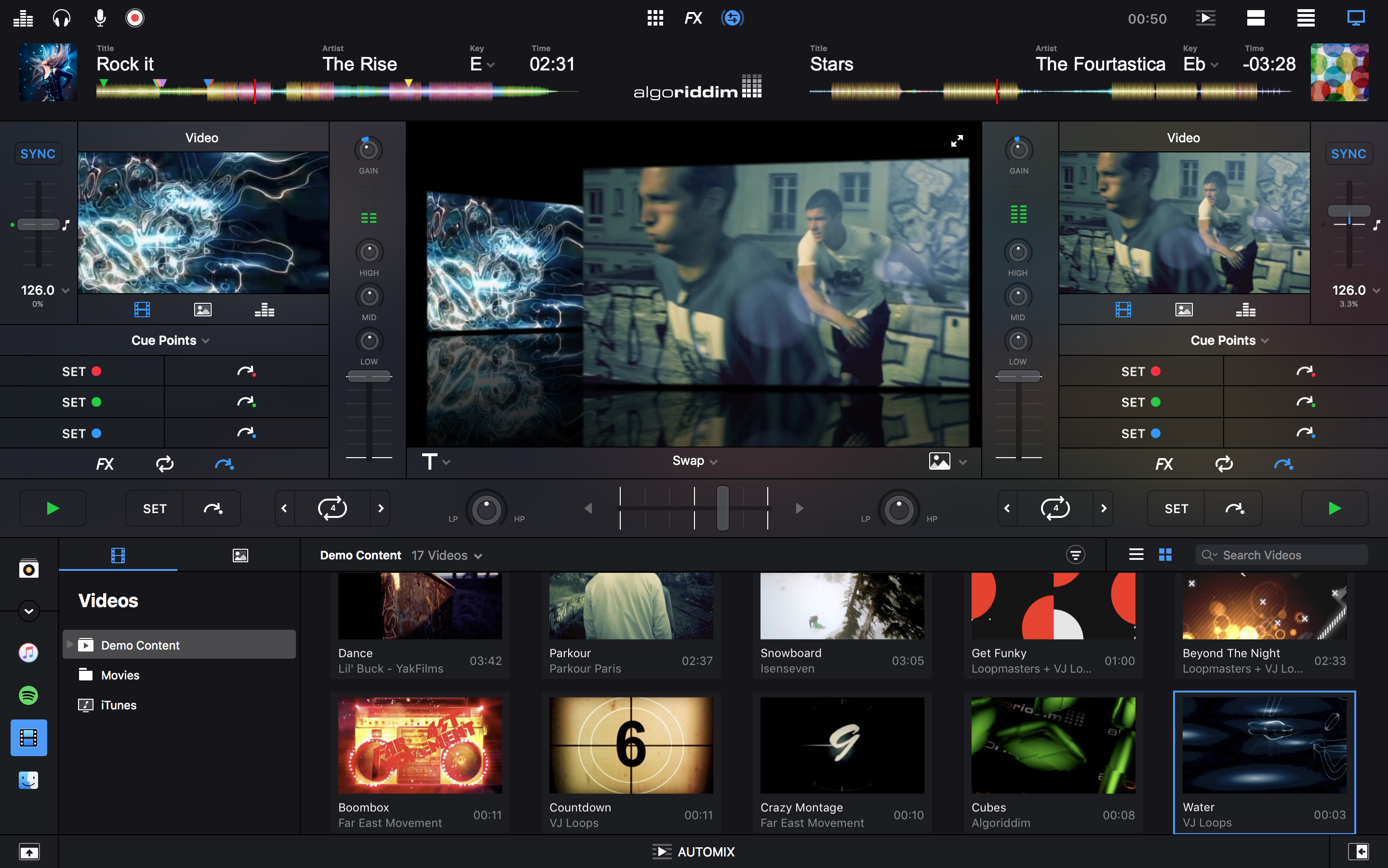 Djay Pro 2 Comes With Ai That Can Mix Songs Together For