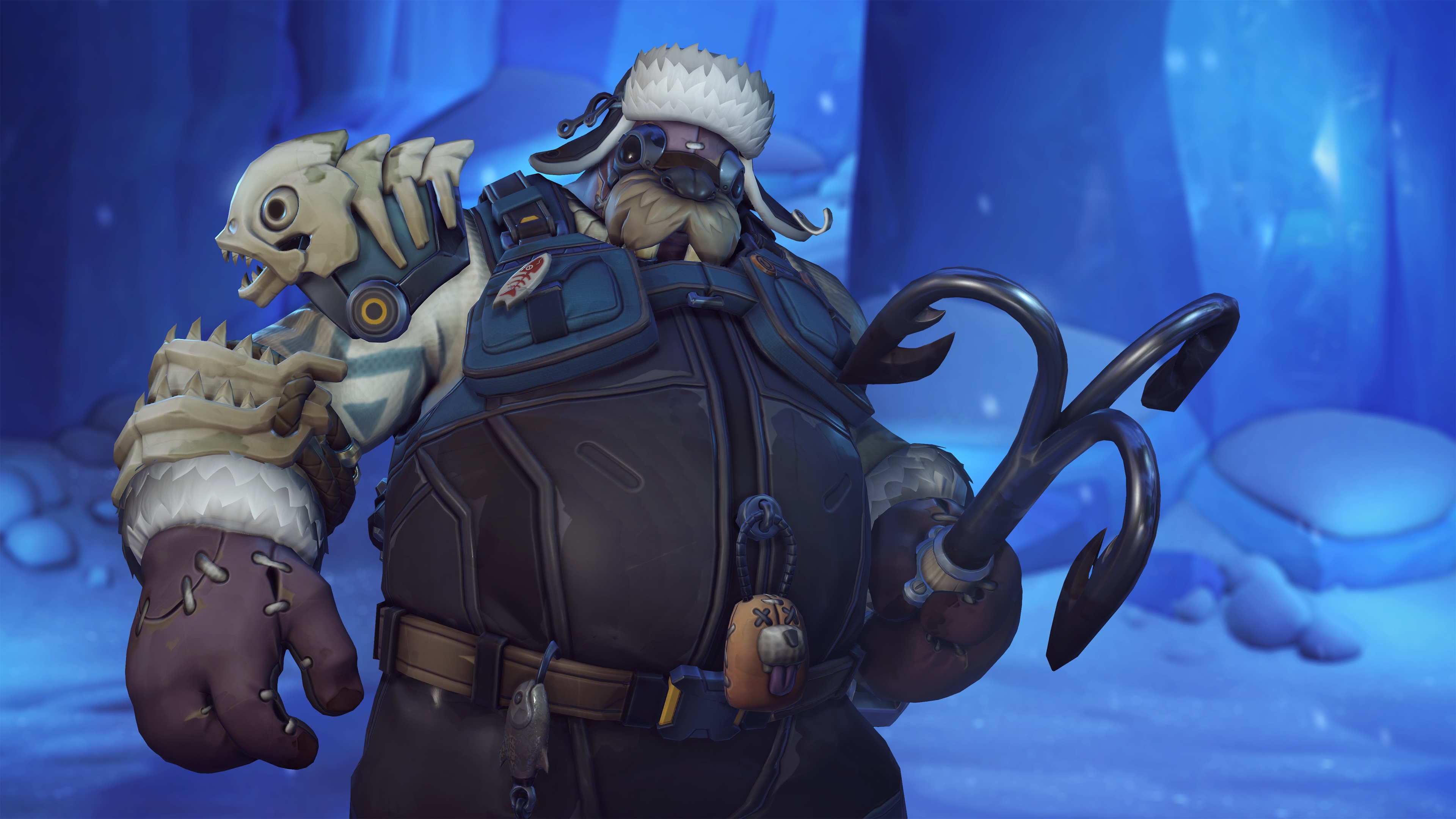 Here are Overwatch\'s Winter Wonderland 2017 skins - Polygon
