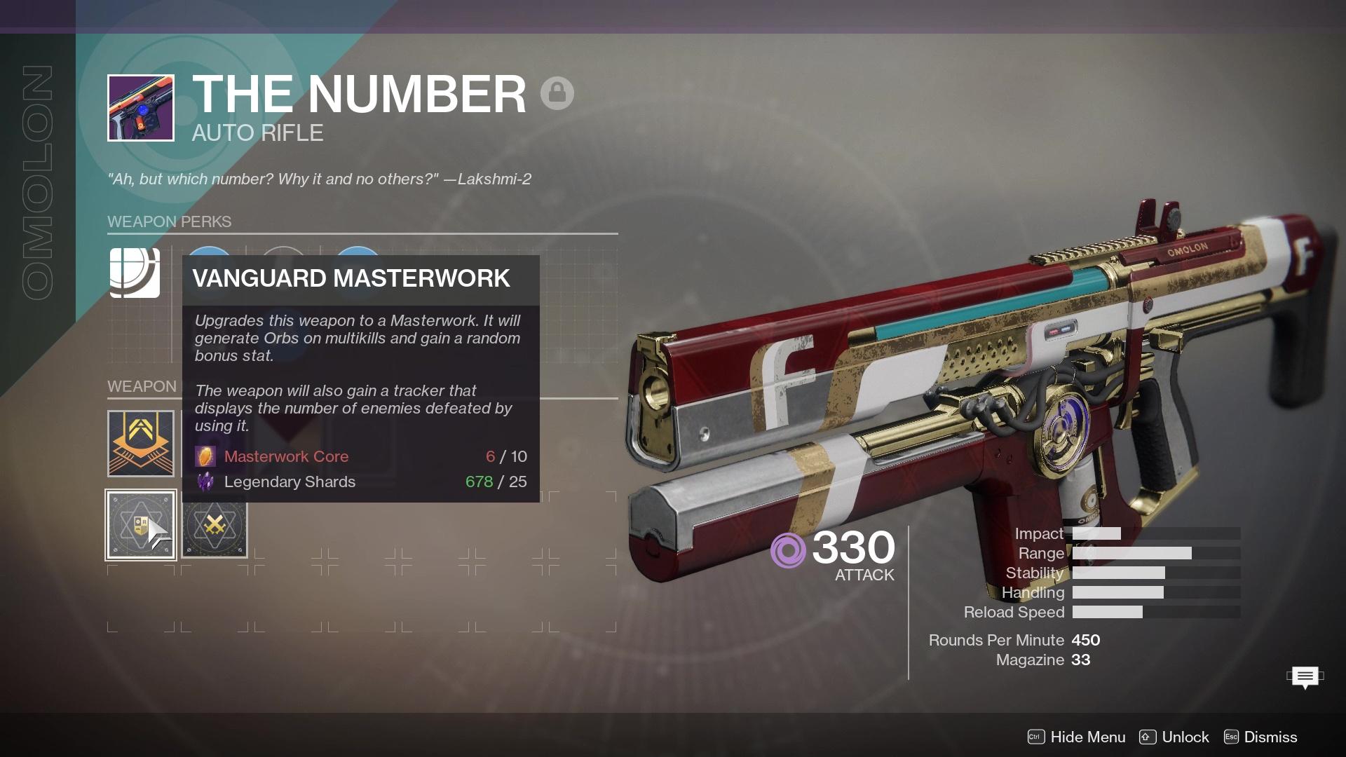 Destiny 2 guide: Masterwork guns - Polygon