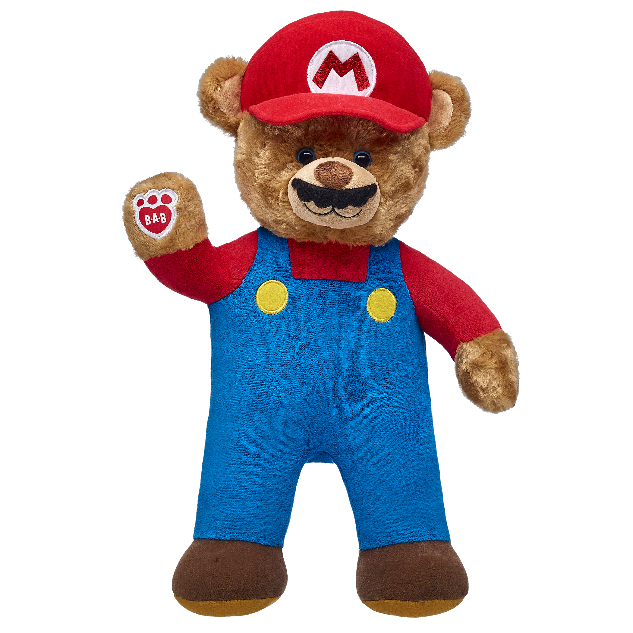 Build-A-Bear Now Has A Nintendo Collection
