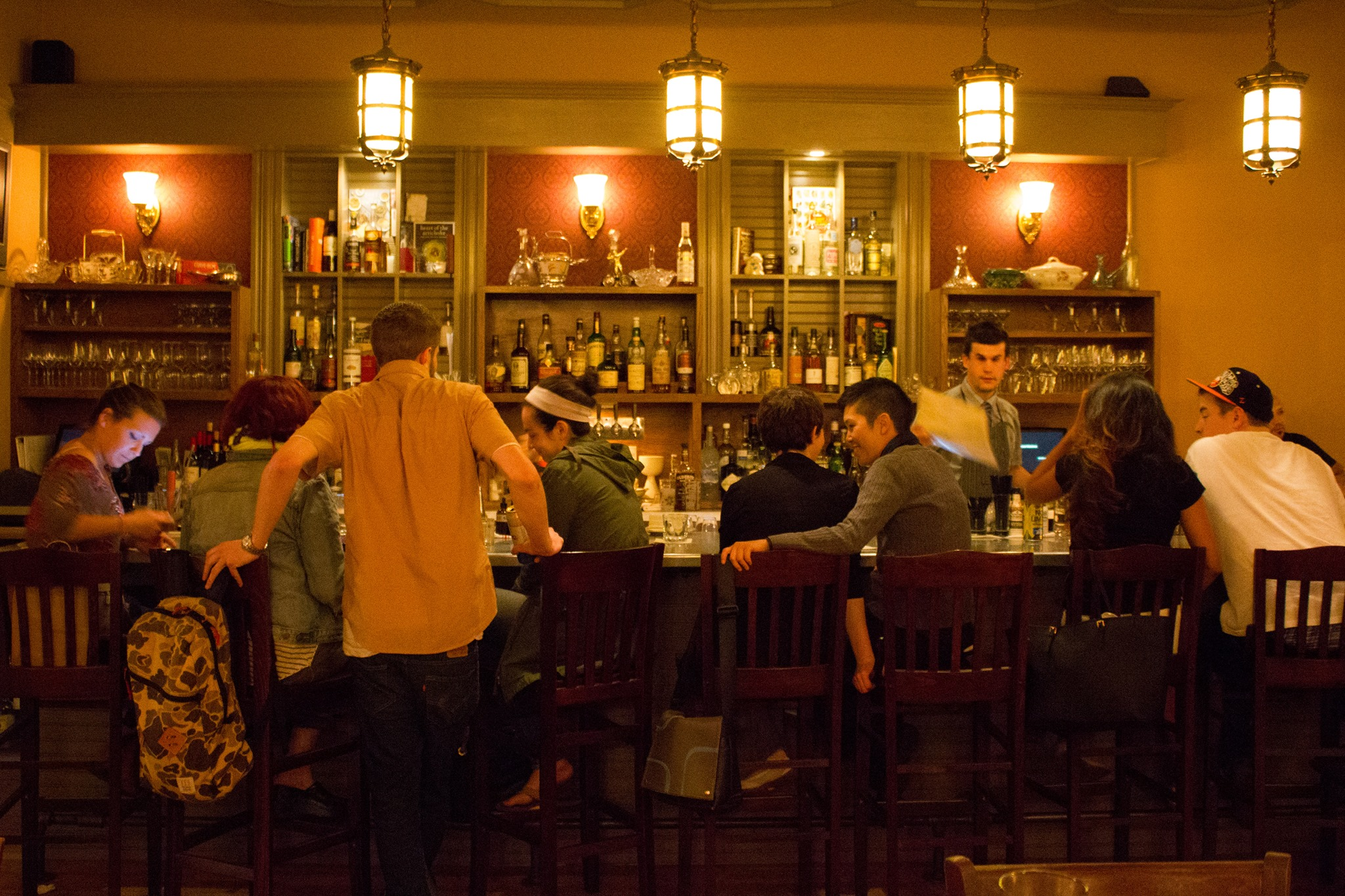 Fairsted Kitchen Bids A u on New Year s Eve Eater Boston
