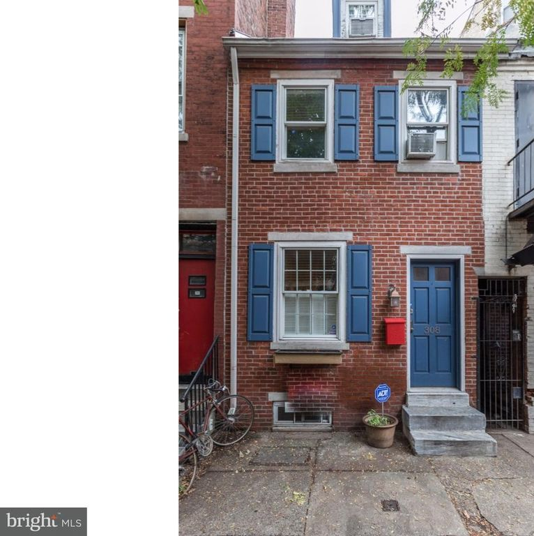 Zillow Pa Homes For Sale: The History Of Philadelphia's Trinity Houses