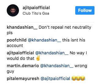 Meet the unfortunate DJ who shares a name with the FCC's Ajit Pai - Screen Shot 2017 12 15 at 2 - Meet the unfortunate DJ who shares a name with the FCC's Ajit Pai