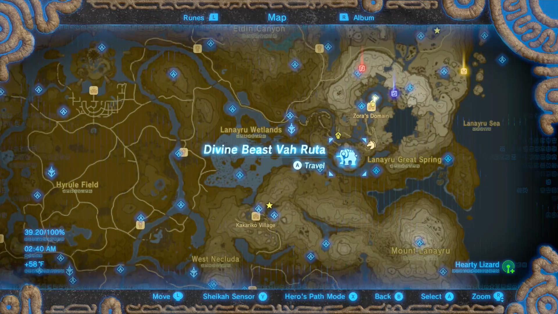 Zelda Breath of the Wild Champions' Ballad guide: Fighting ...