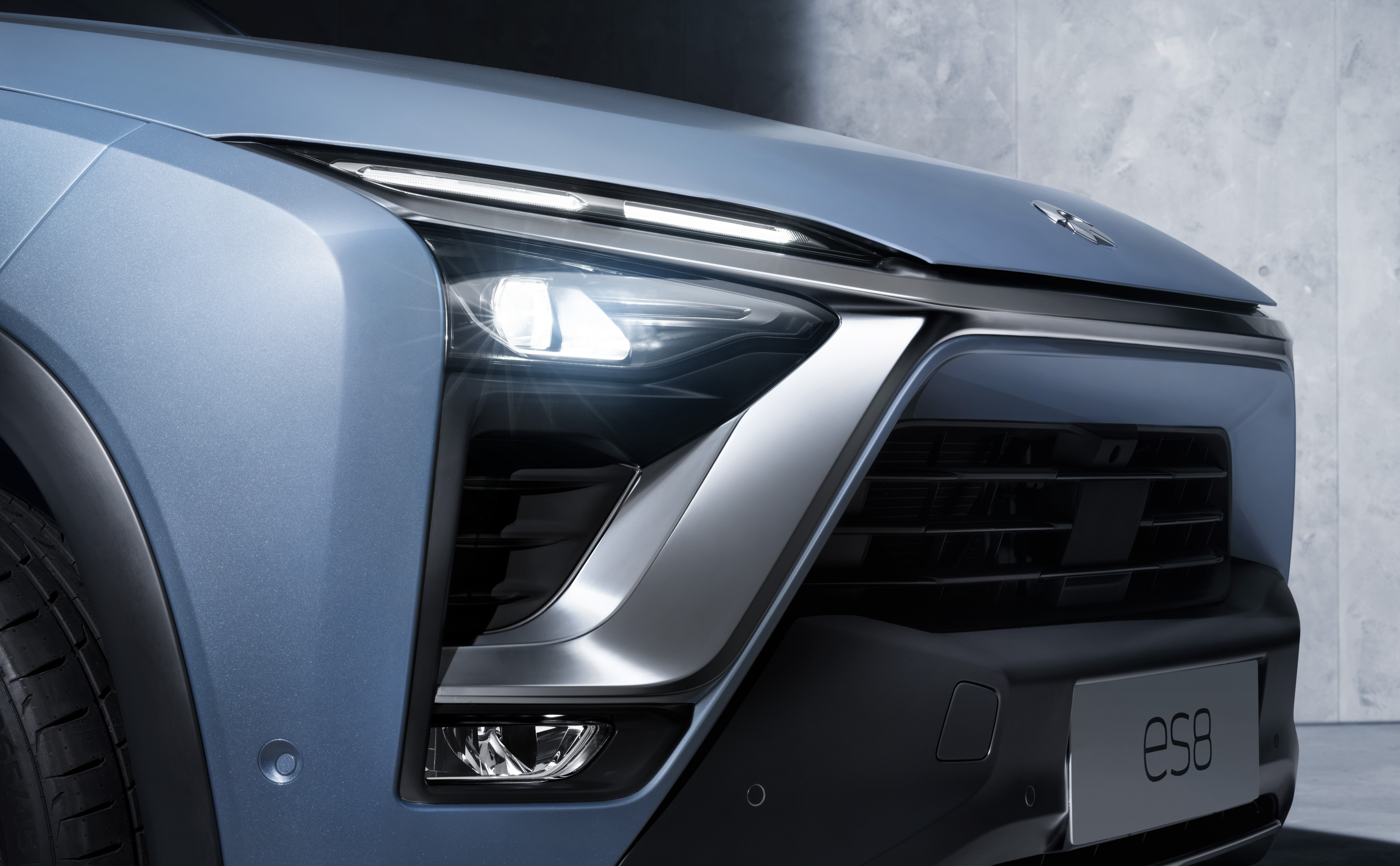 Nio S China Only Electric Suv Will Cost Half As Much As A