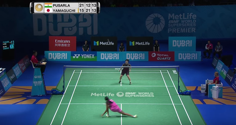 This ludicrous badminton rally is mind-blowing