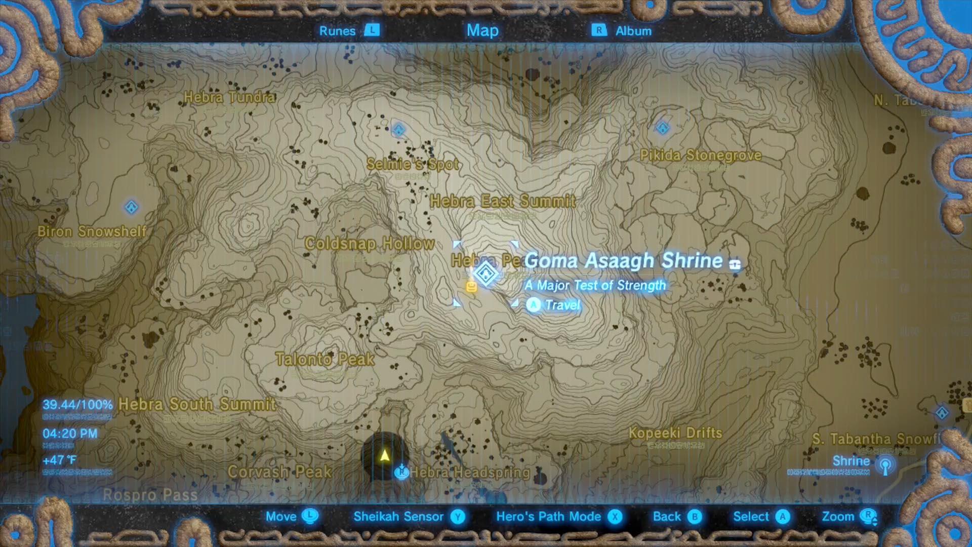 Zelda Breath of the Wild Champions' Ballad guide: Kiah Toza