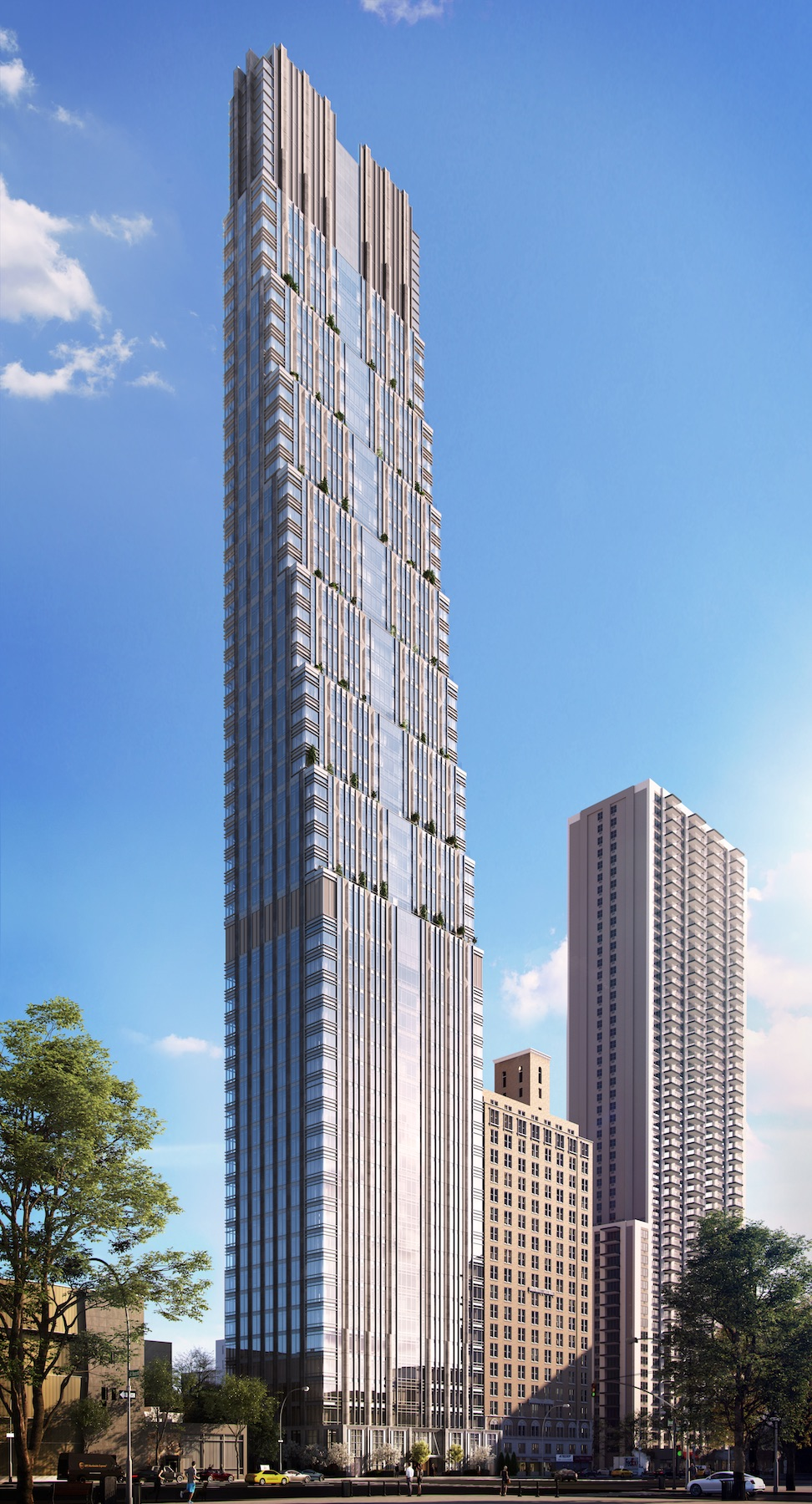 New Looks At The Upper West Side S Incoming 668 Foot
