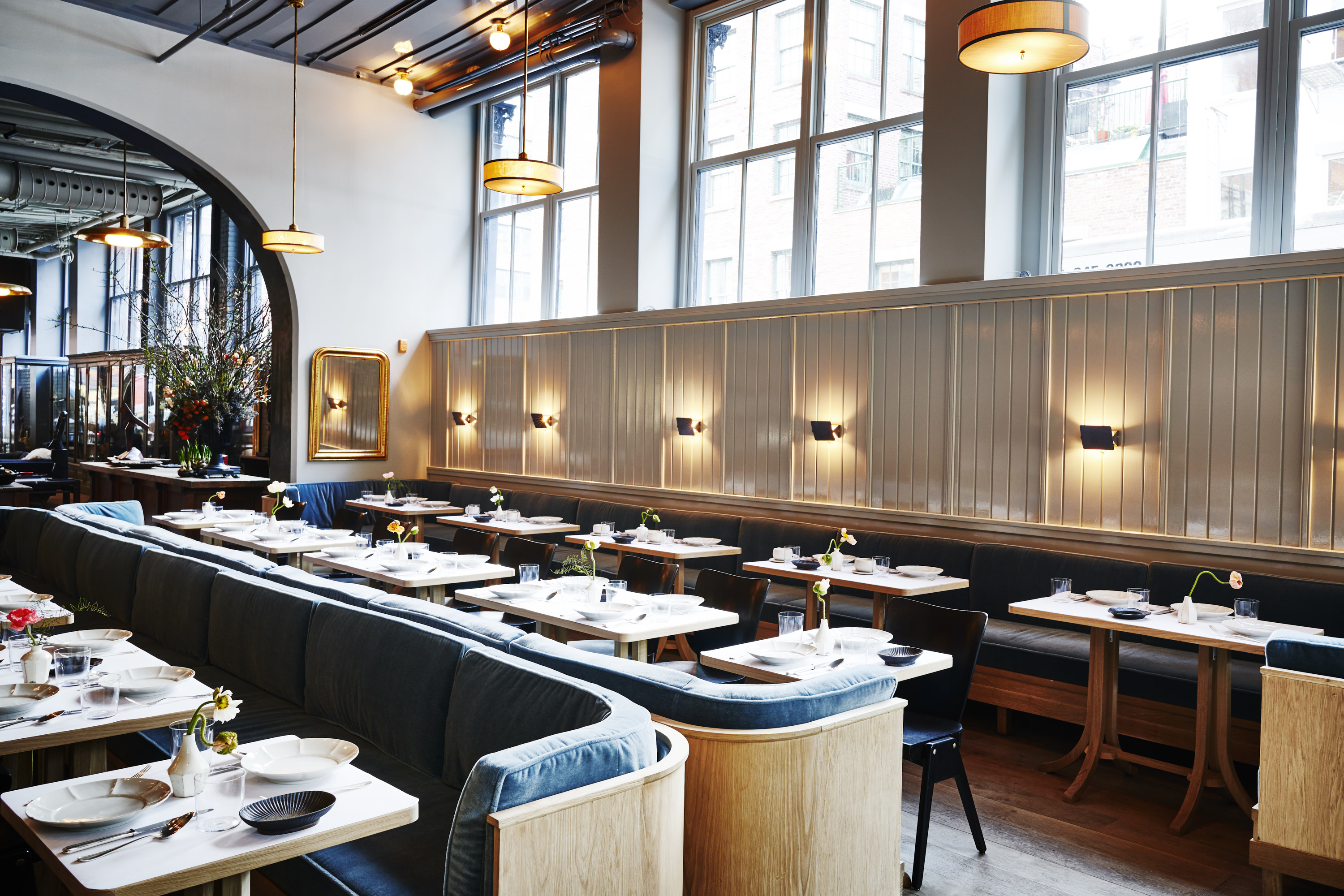 Team Behind Le Coucou Opens New French Restaurant In Soho