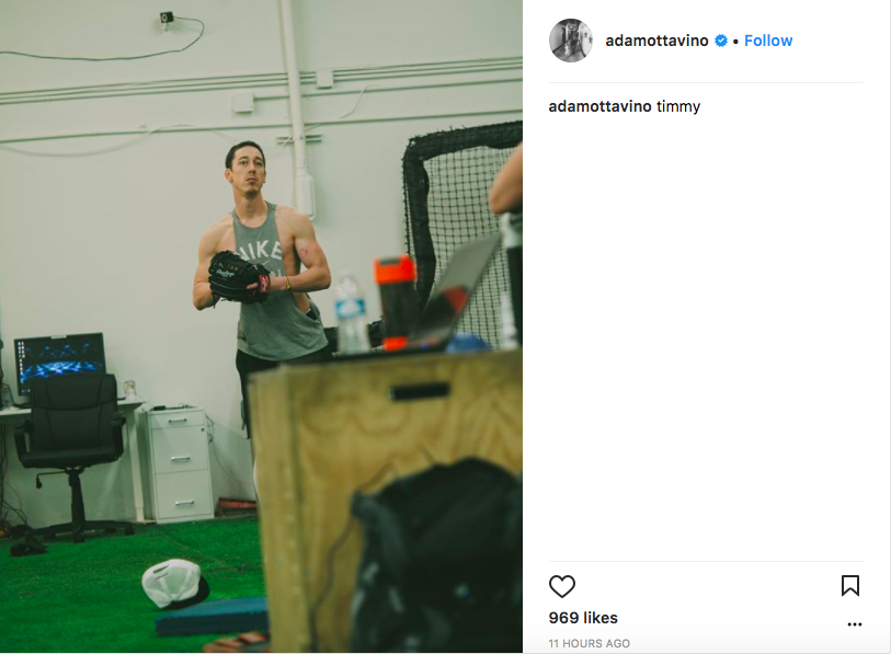 We found Tim Lincecum, and he's apparently been lifting