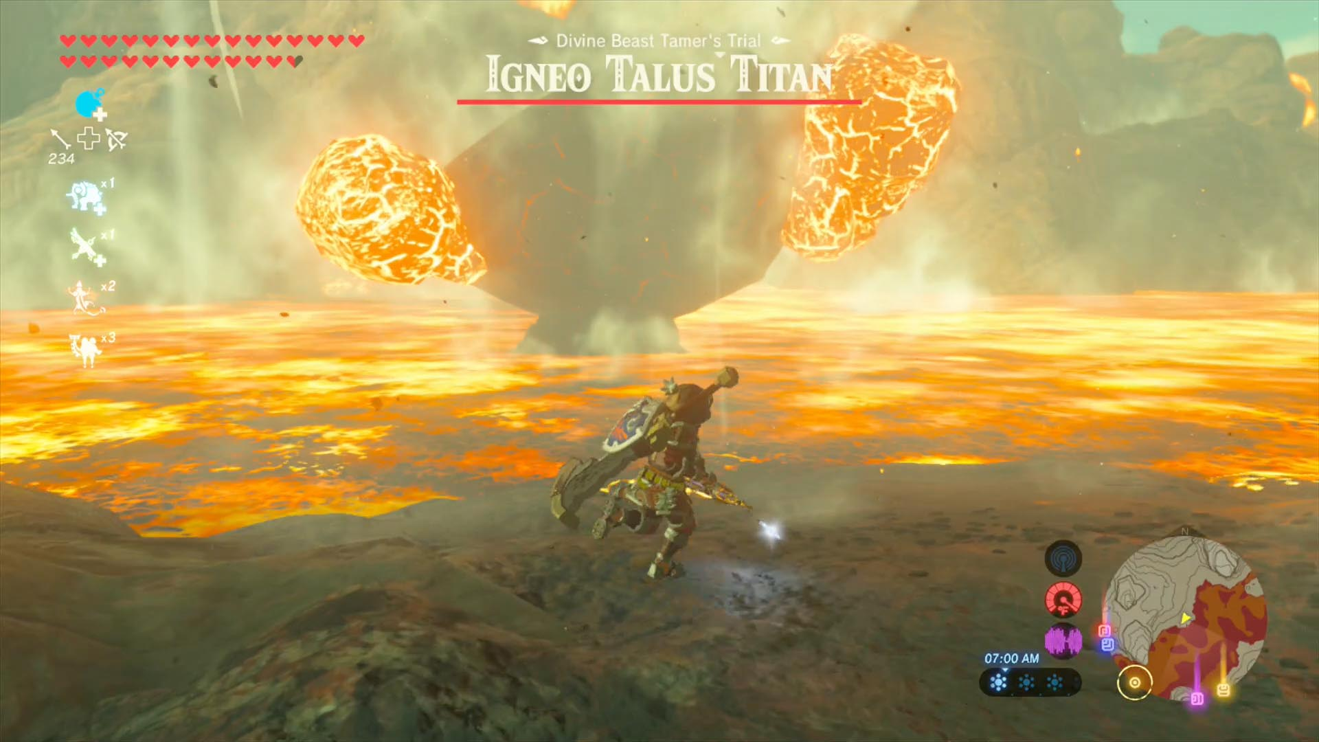 Zelda Breath of the Wild Champions' Ballad guide: Kamia Omuna shrine