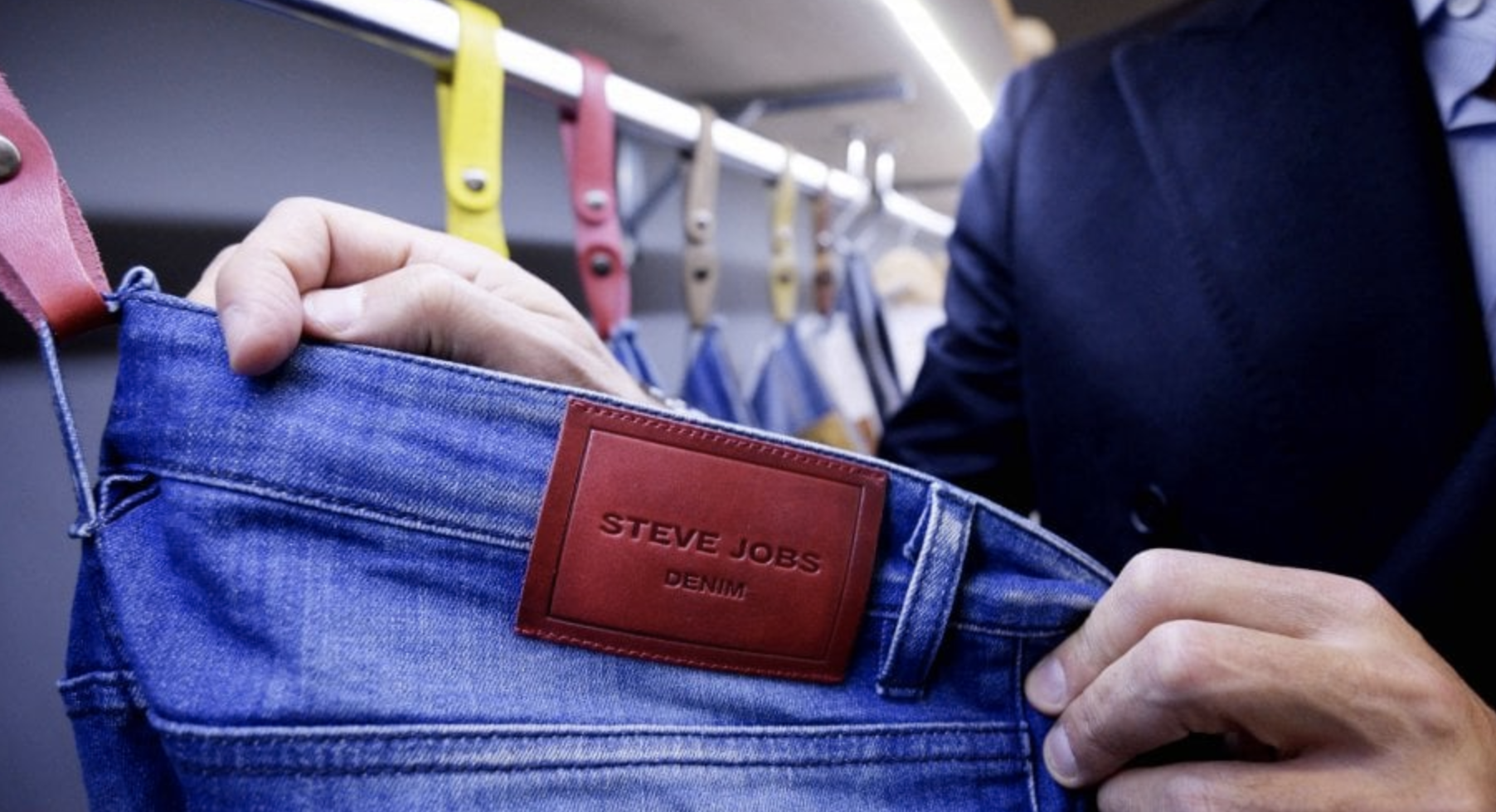 Steve Jobs Jeans Wins Apple Lawsuit Because Letters Aren't Fruit