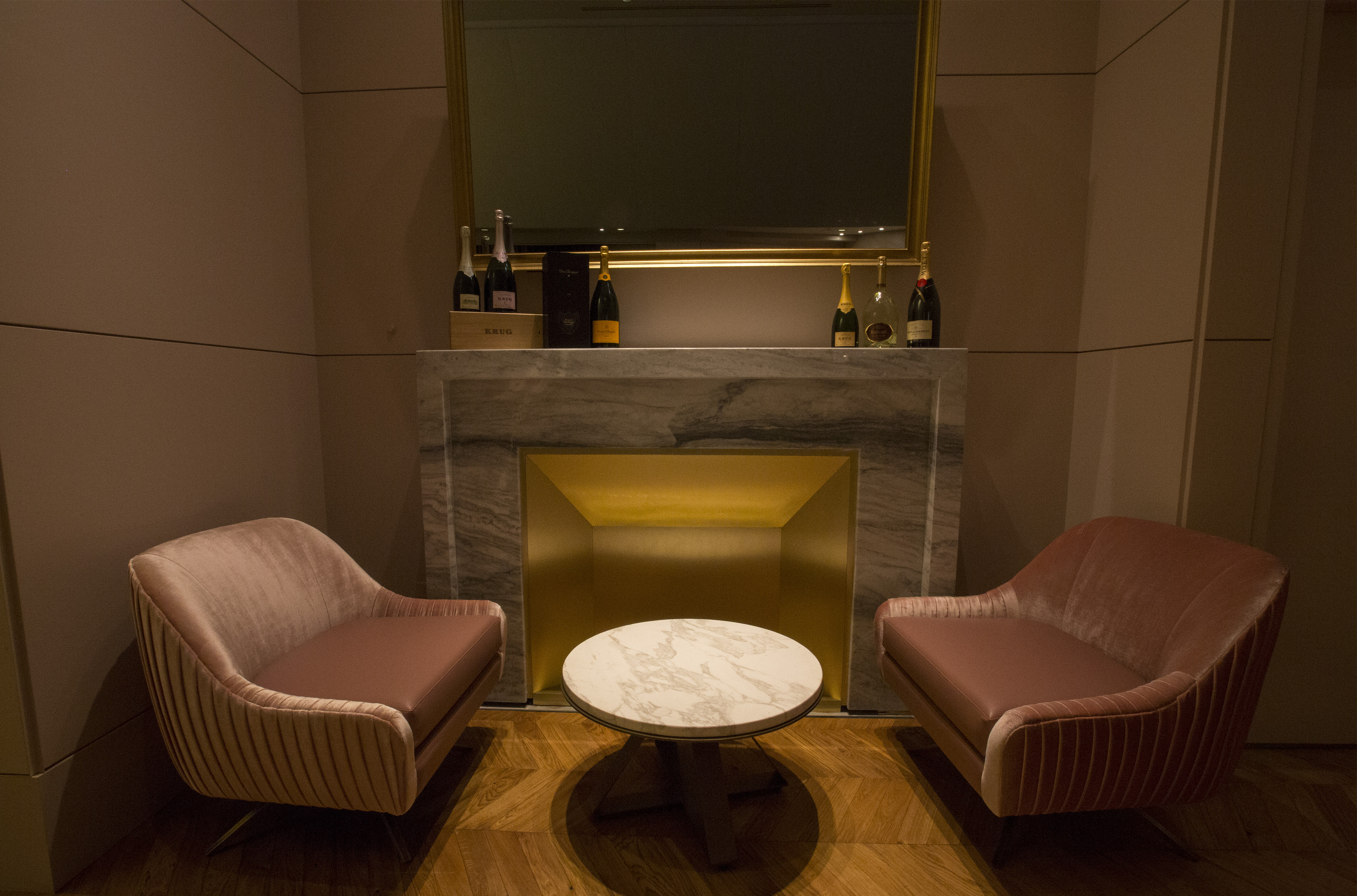Inside Gold Coast S Lavish New Champagne Lounge Eater