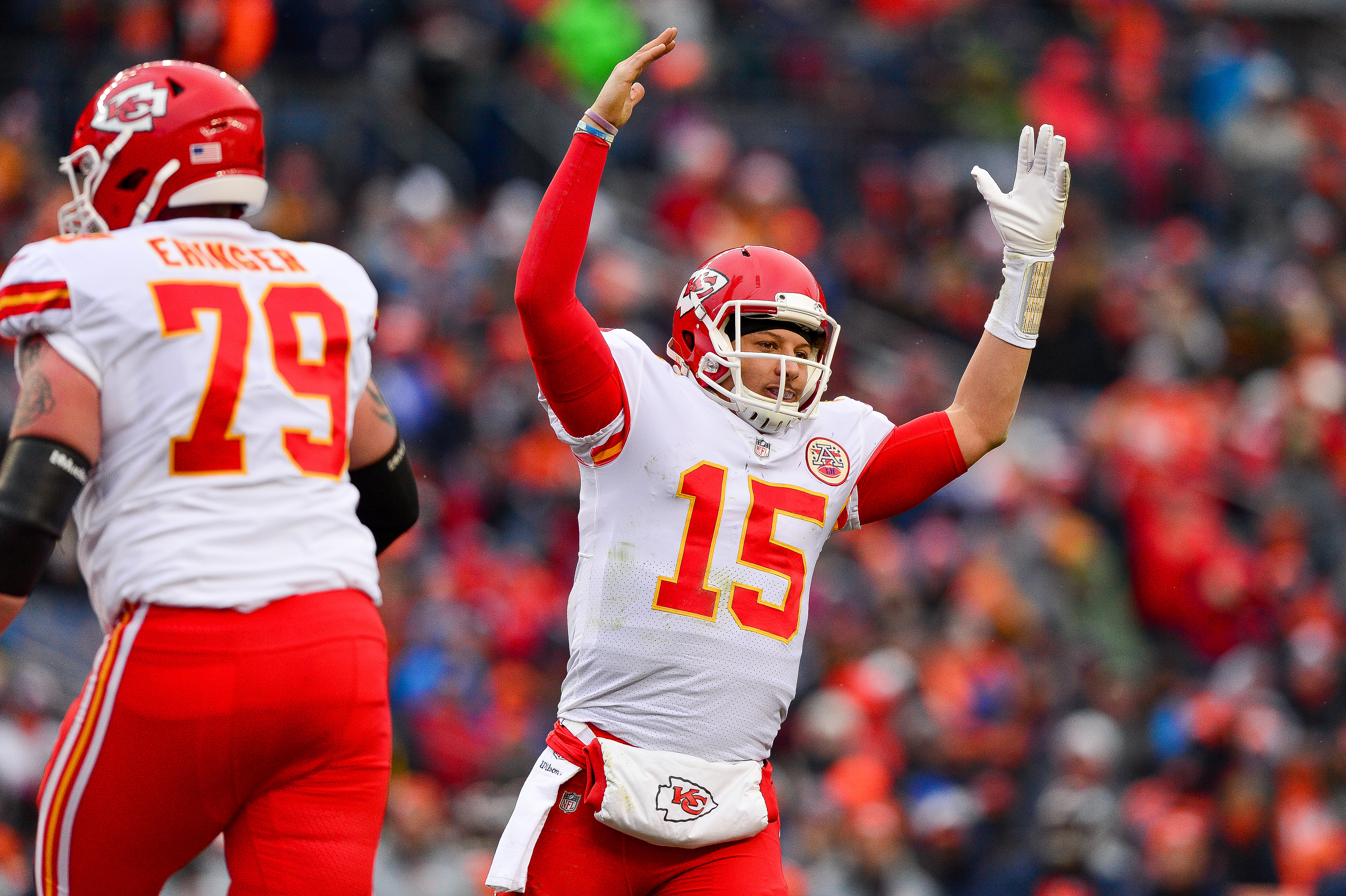 The one thing Patrick Mahomes has that Alex Smith didn't