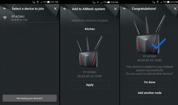 Asus brings new life to old routers by adding mesh networking support