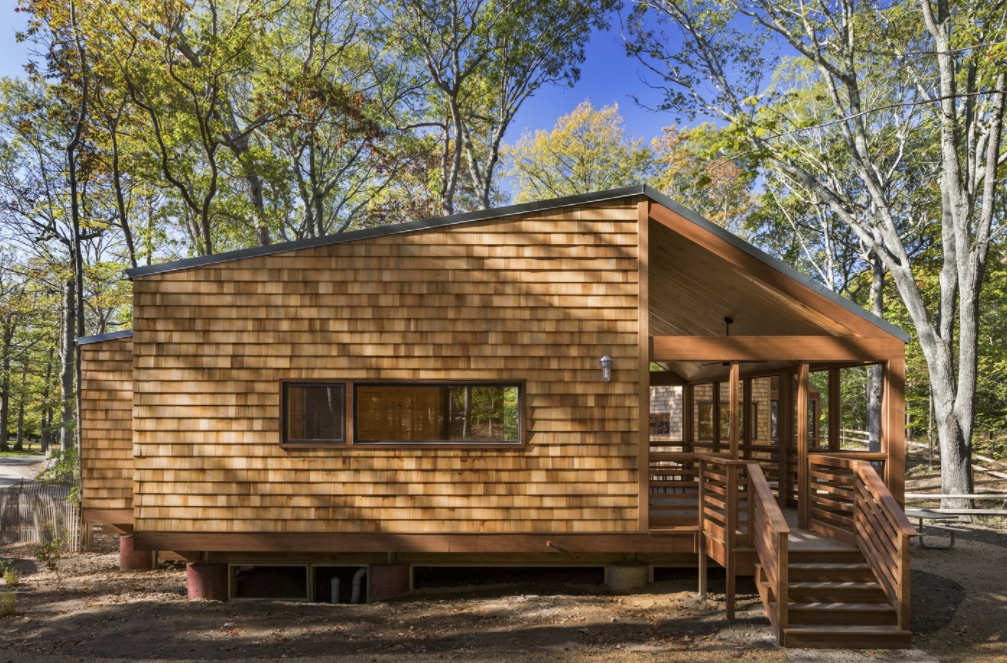Can Modern Cabins Entice New Audiences Into State Parks? - Curbed