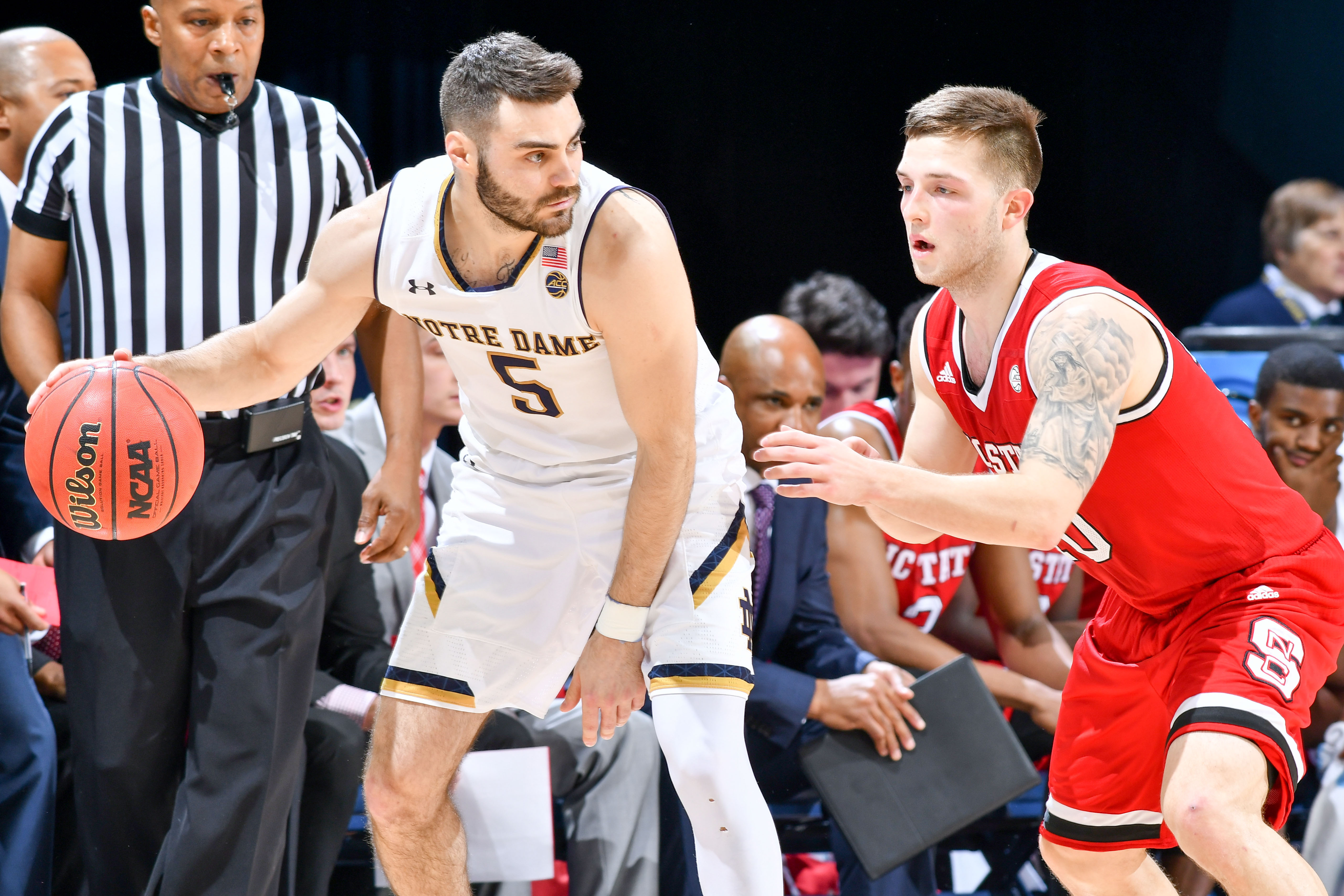 Quick Recap: Notre Dame Basketball Crushes NC State 88-58 ...